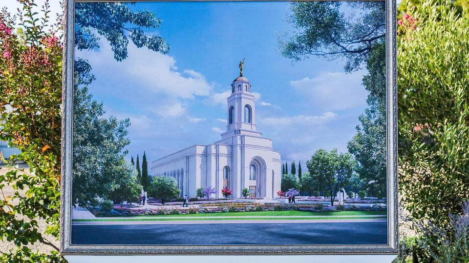 Templo de Feather River
