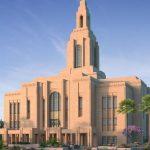 Cambio de nombre de un templo en Utah