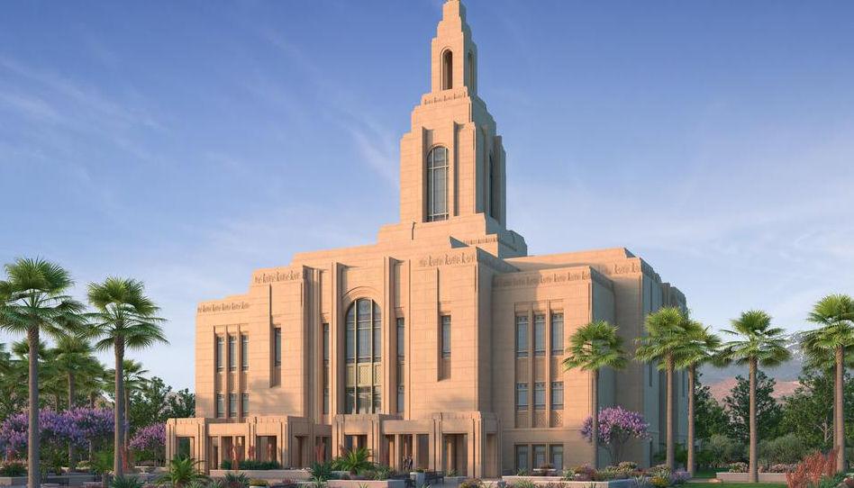 Se aprueba un nuevo nombre para el Templo del Condado de Washington, Utah