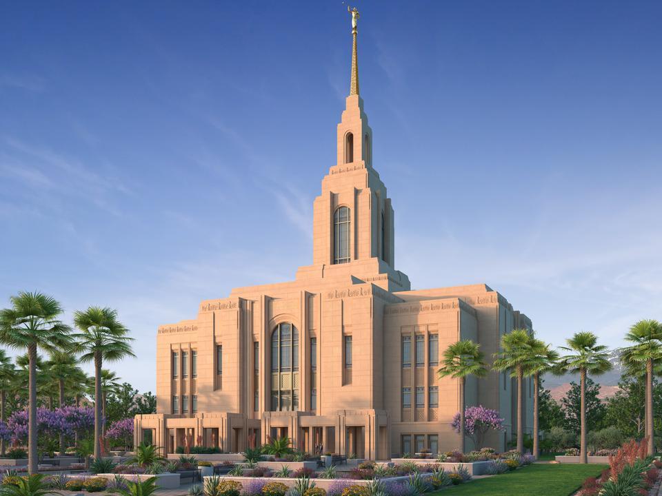 Templo de Washington-County