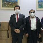 ayuda a las personas ciegas en Perú