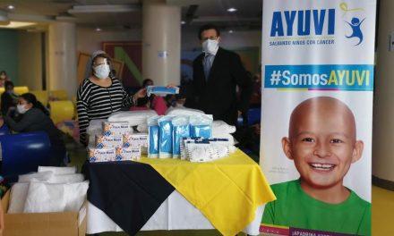 La Iglesia de Jesucristo dona equipos de bioseguridad para médicos de niños con cáncer en Guatemala