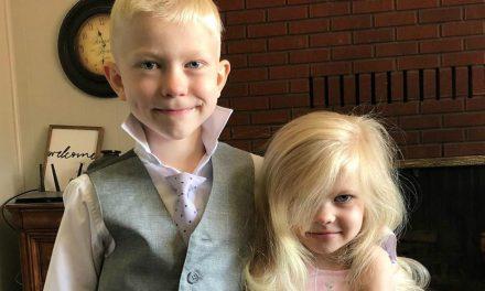 Familia del niño Santo de los Últimos Días que salvó a su hermana hace conmovedora invitación