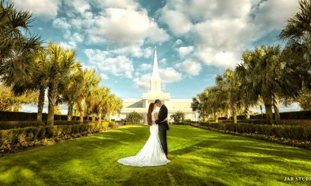 Matrimonio eterno: Así es sellarse durante el COVID-19