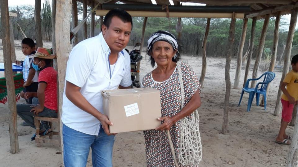 Comunidades indígenas - Colombia