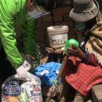 La Iglesia de Jesucristo - donación de alimentos en Perú