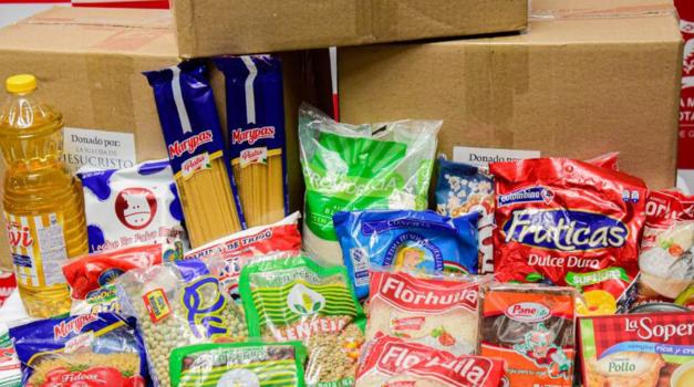 La Iglesia de Jesucristo dona 24 000 kits de alimentos y ventiladores mecánicos al Gobierno en Colombia