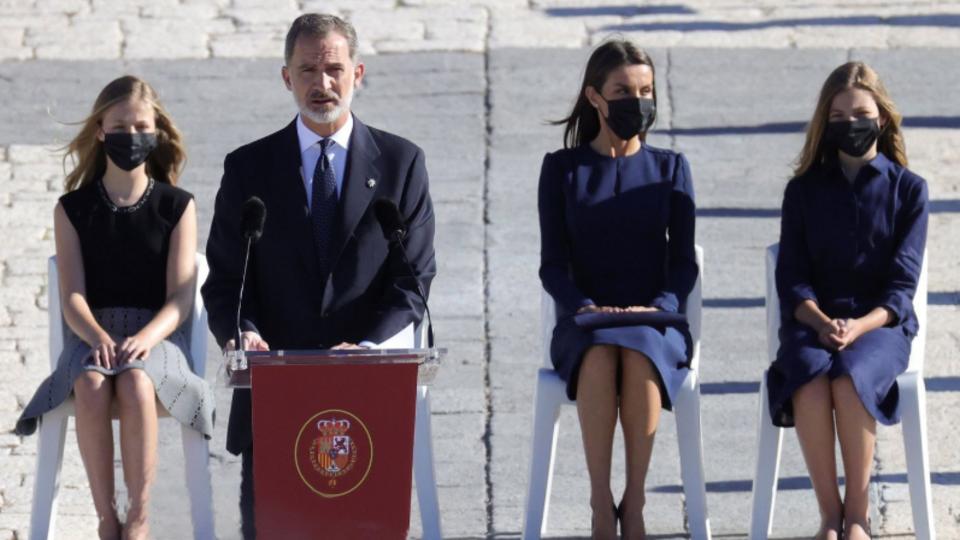 La Iglesia de Jesucristo participa en homenaje a las víctimas del coronavirus en España