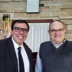 Rabino Judío y Lider de la Iglesia de Jesucristo