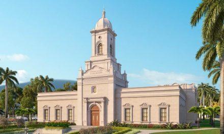Se anuncia la Palada Inicial del Templo de San Pedro Sula, Honduras