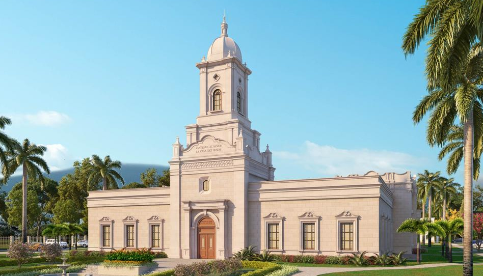 Templo de San Pedro Sula, Honduras