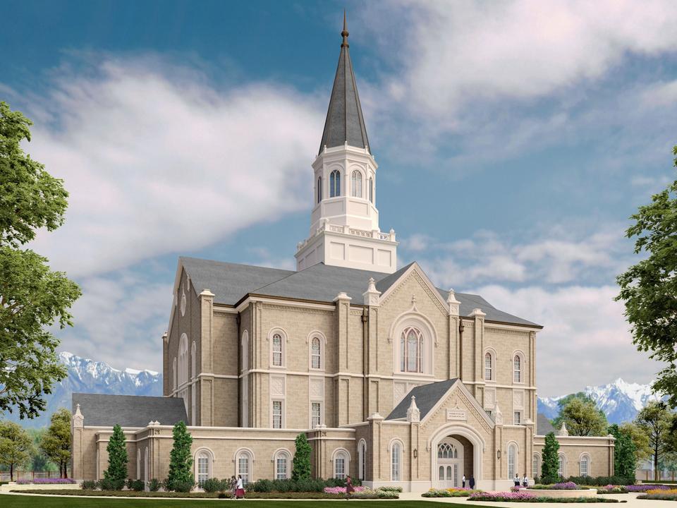 Templo de Taylorsville Utah