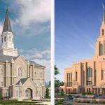 Templos en Utah