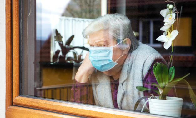 Como una abuelita Santo de los Últimos Días se enfrentó al miedo de esta pandemia