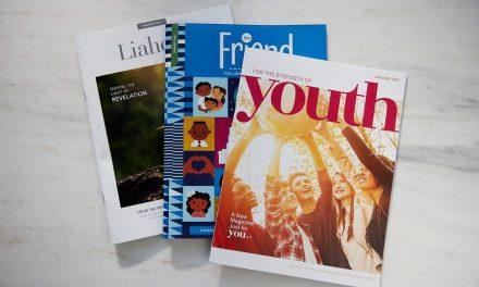 La Primera Presidencia anuncia cambios en las revistas de la Iglesia de Jesucristo