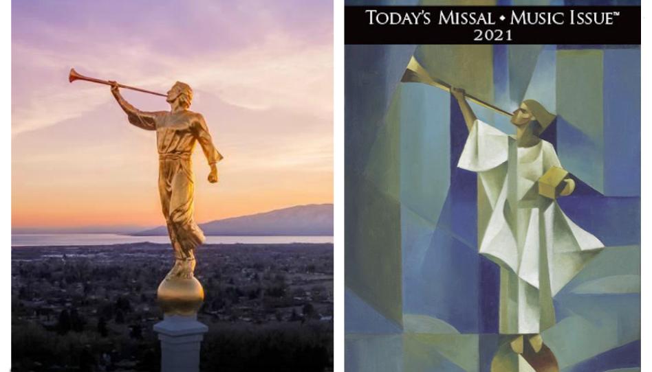 ángel moroni editorial católica