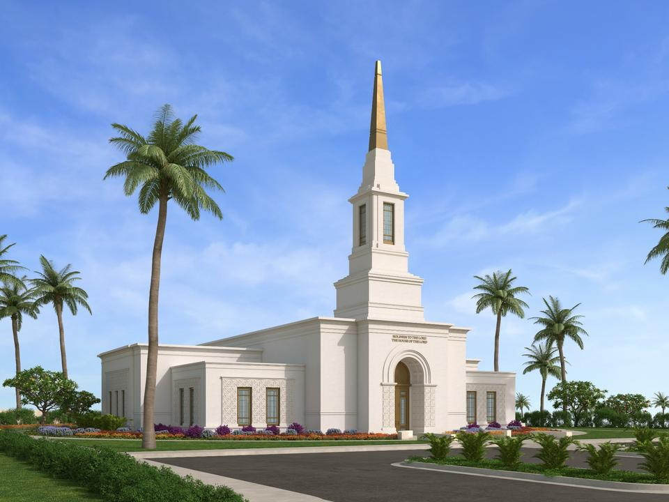 Templo de Papúa Nueva Guinea