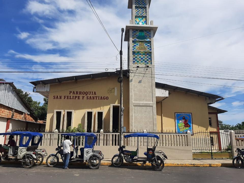 Donación a la Iglesia Católica