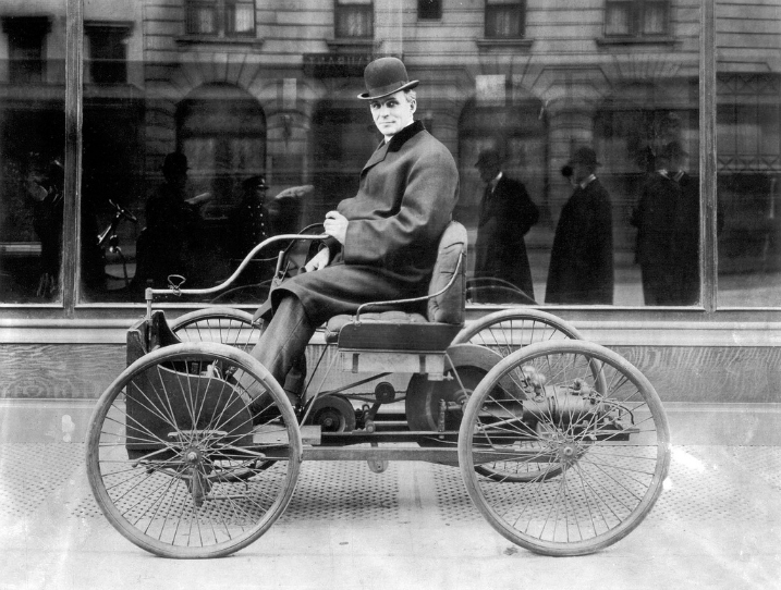 henry ford auto
