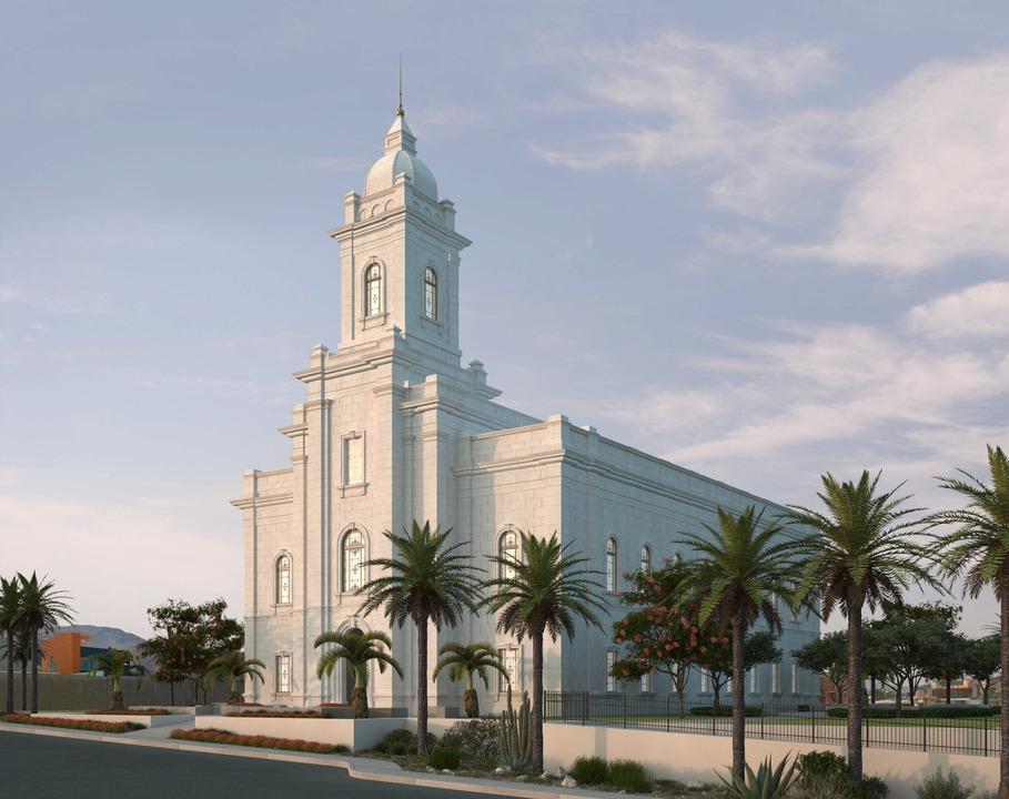 Templo de Antofagasta, Chile
