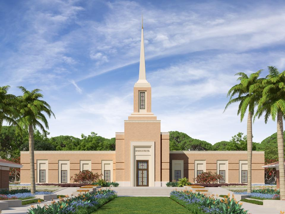 Templo de Harare Zimbabwe