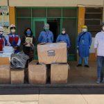 donación a médicos en Perú