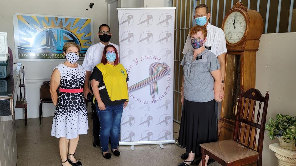 donación para pacientes con cáncer