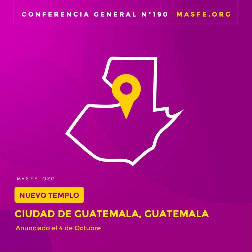 Gran Ciudad de Guatemala, Guatemala