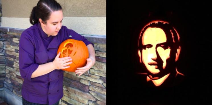 presidente Nelson halloween
