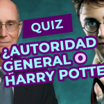 autoridad general Harry Potter