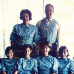 familia del presidente Nelson