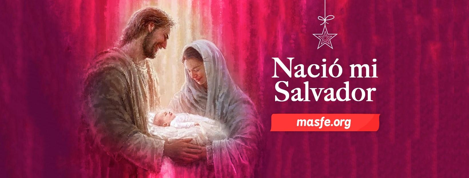 """""""Nació mi Salvador"""": La campaña para una Navidad especial por masfe.org"""
