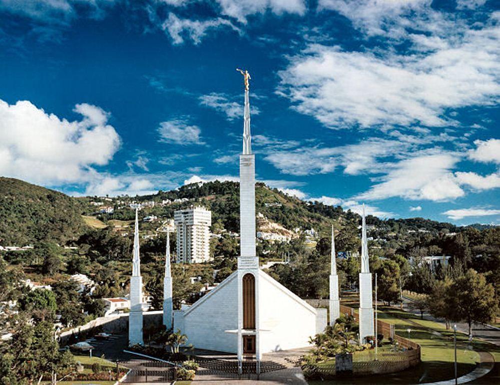Se anuncia la Fase 2 para el Templo de Ciudad de Guatemala, Guatemala