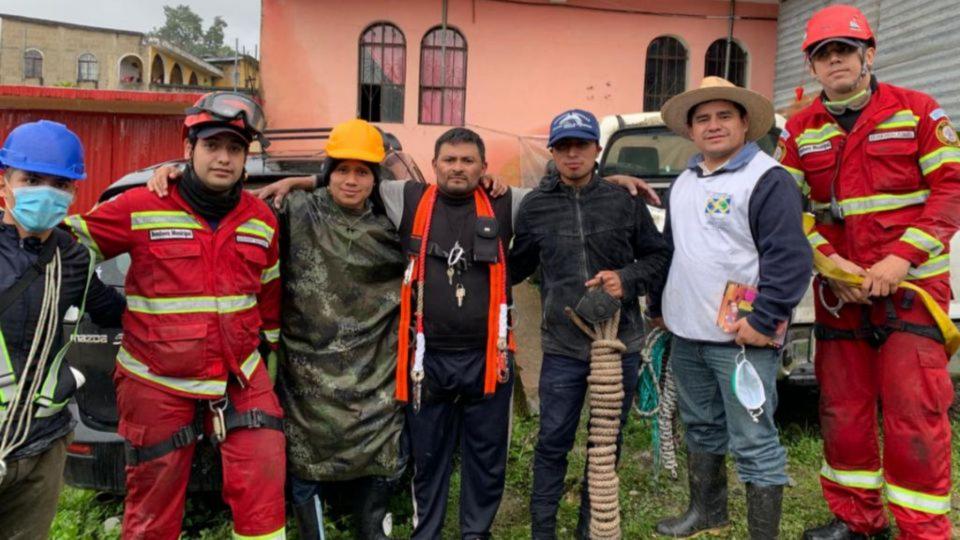 damnificados en Centroamérica