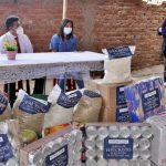 donación ollas comunes en Perú