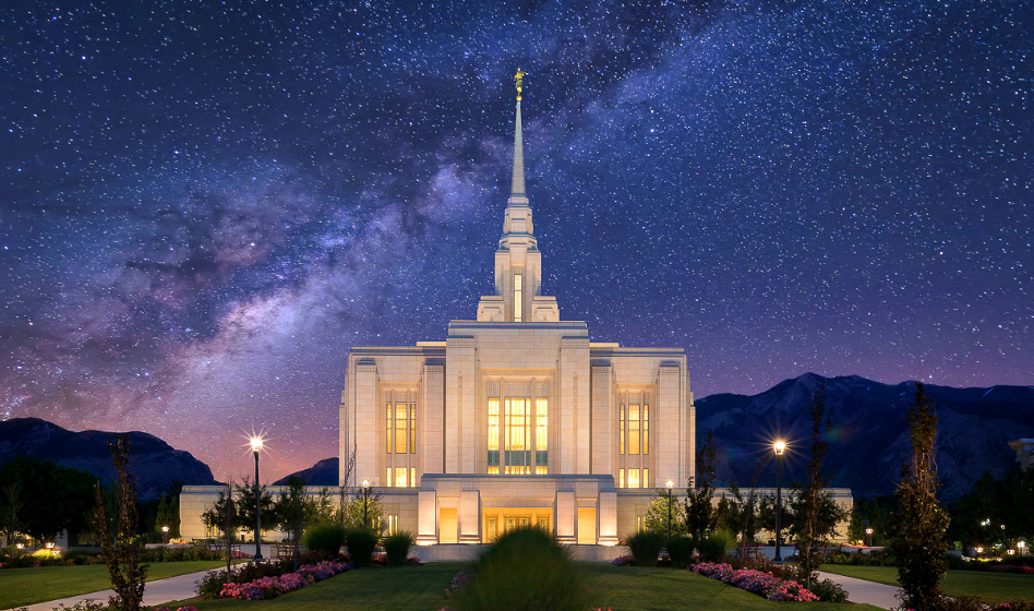 utah templos