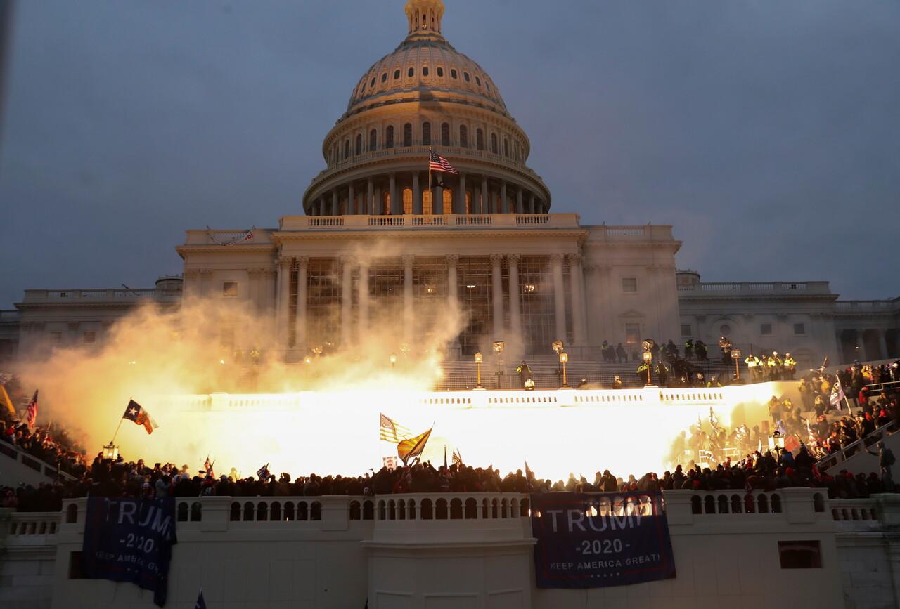 La Iglesia de Jesucristo condena los actos violentos en Washington, D.C.