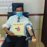 donar sangre - la Iglesia de Jesucristo