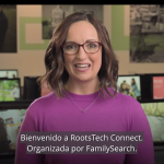 video de RootsTech en español