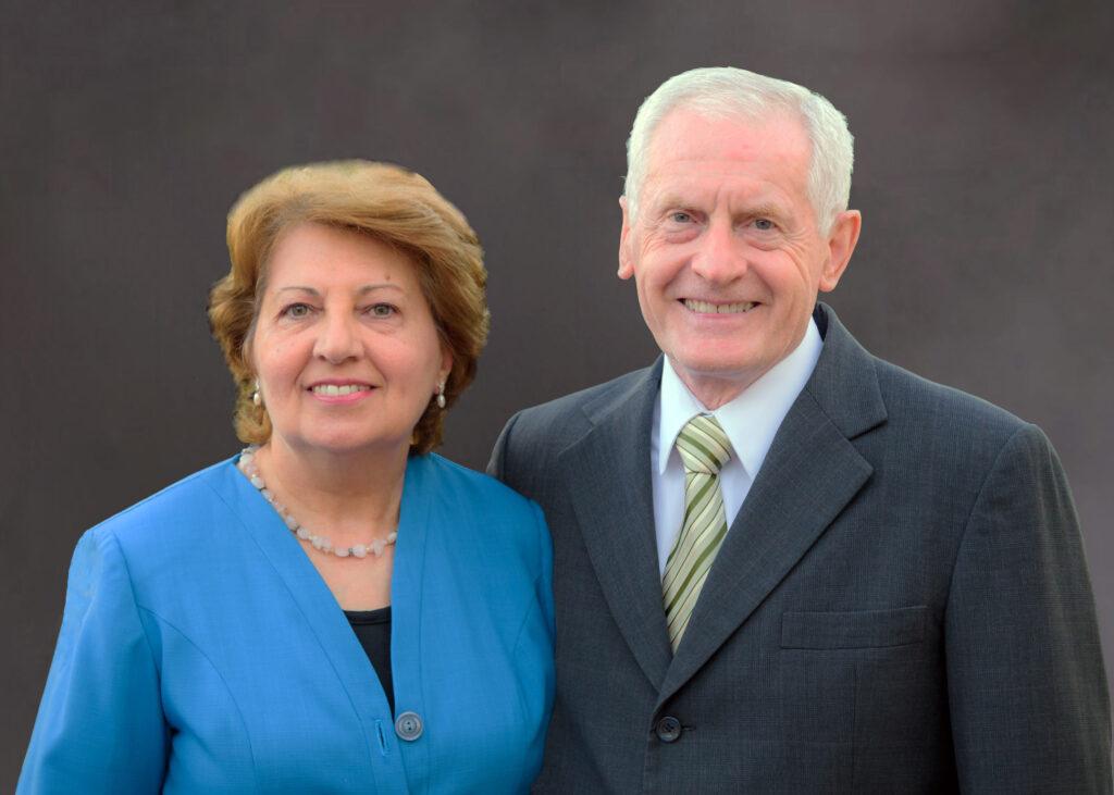 Presidente del Templo Buenos Aires