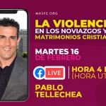 Pablo Tellechea - charla violencia