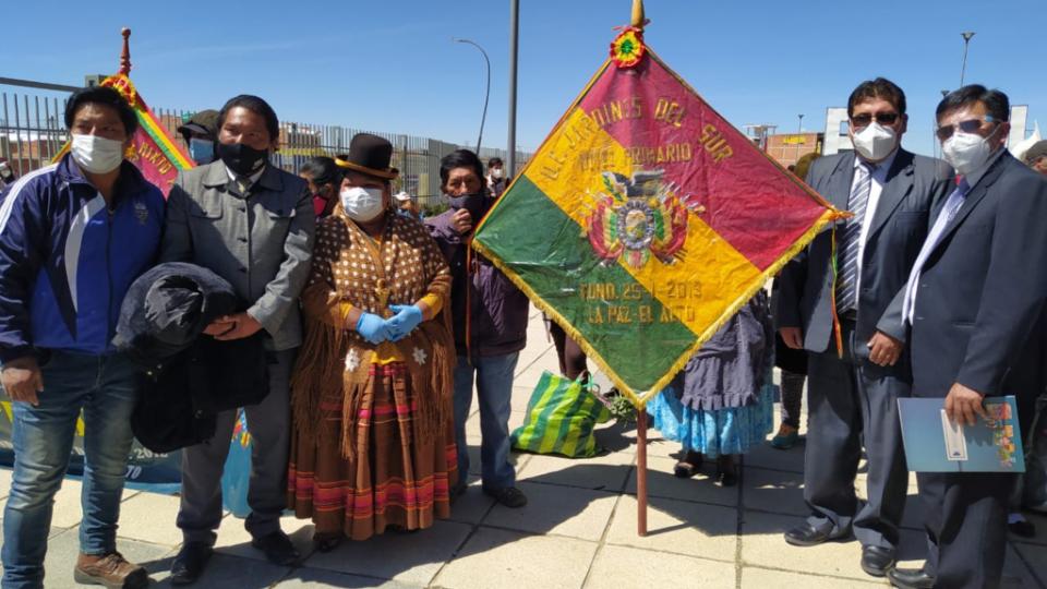 donación en Bolivia - la Iglesia de Jesucristo