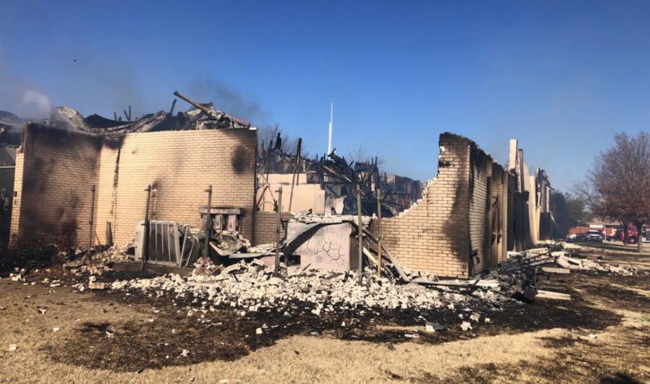 incendio de Oklahoma