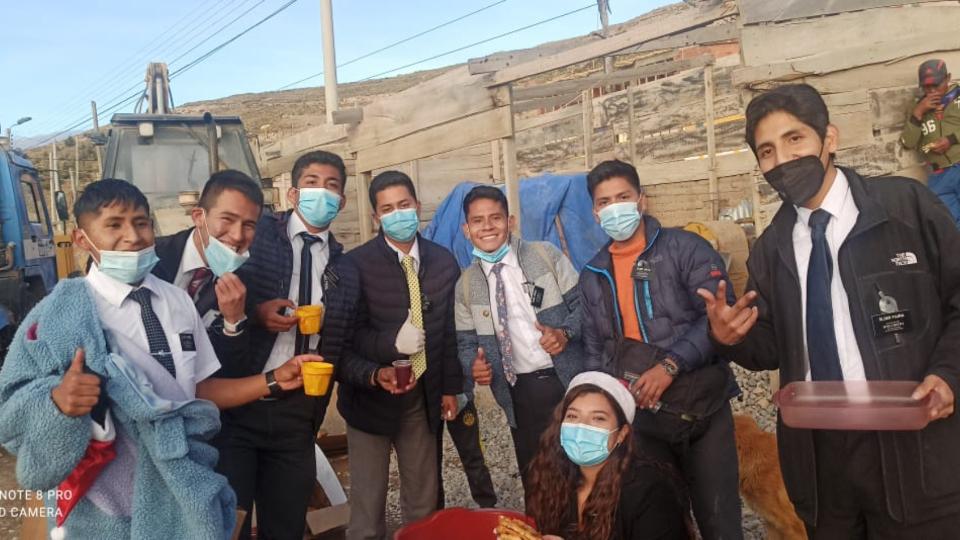 misioneros de la Iglesia de Jesucristo