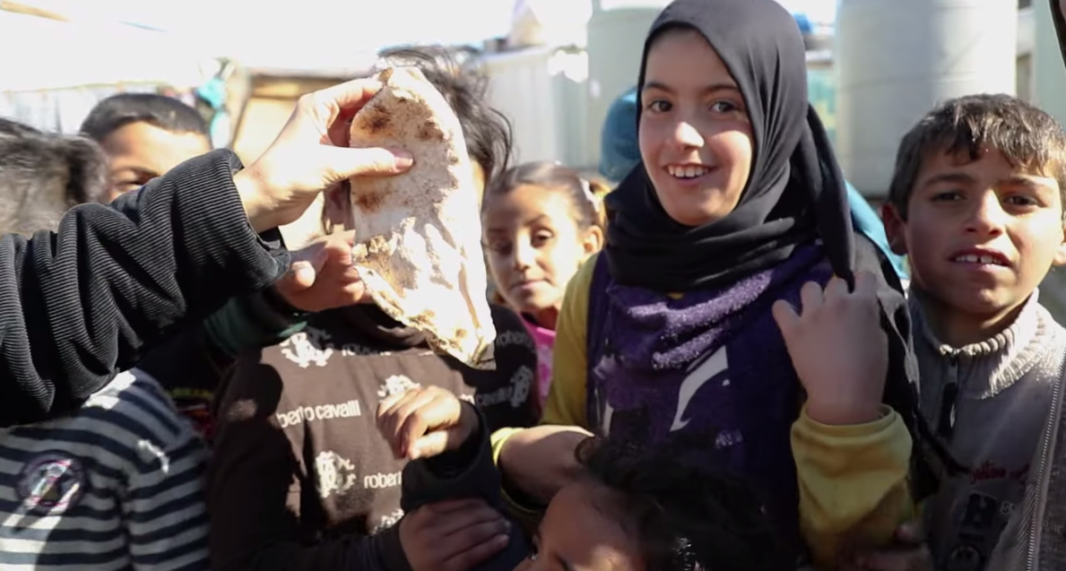 La Iglesia de Jesucristo y la Iglesia Greco-Católica se unen para alimentar a refugiados en Siria