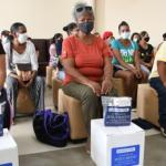 donación de alimentos en Ecuador