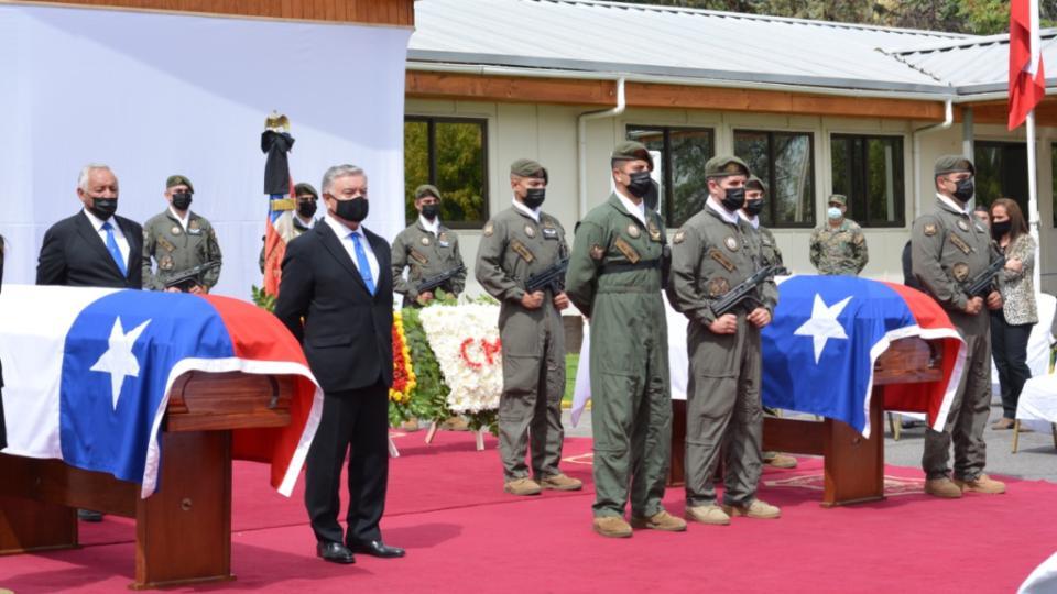 Ejército Chileno.
