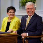 Elder Uchtdorf Misioneros y tecnología transmisión mundial
