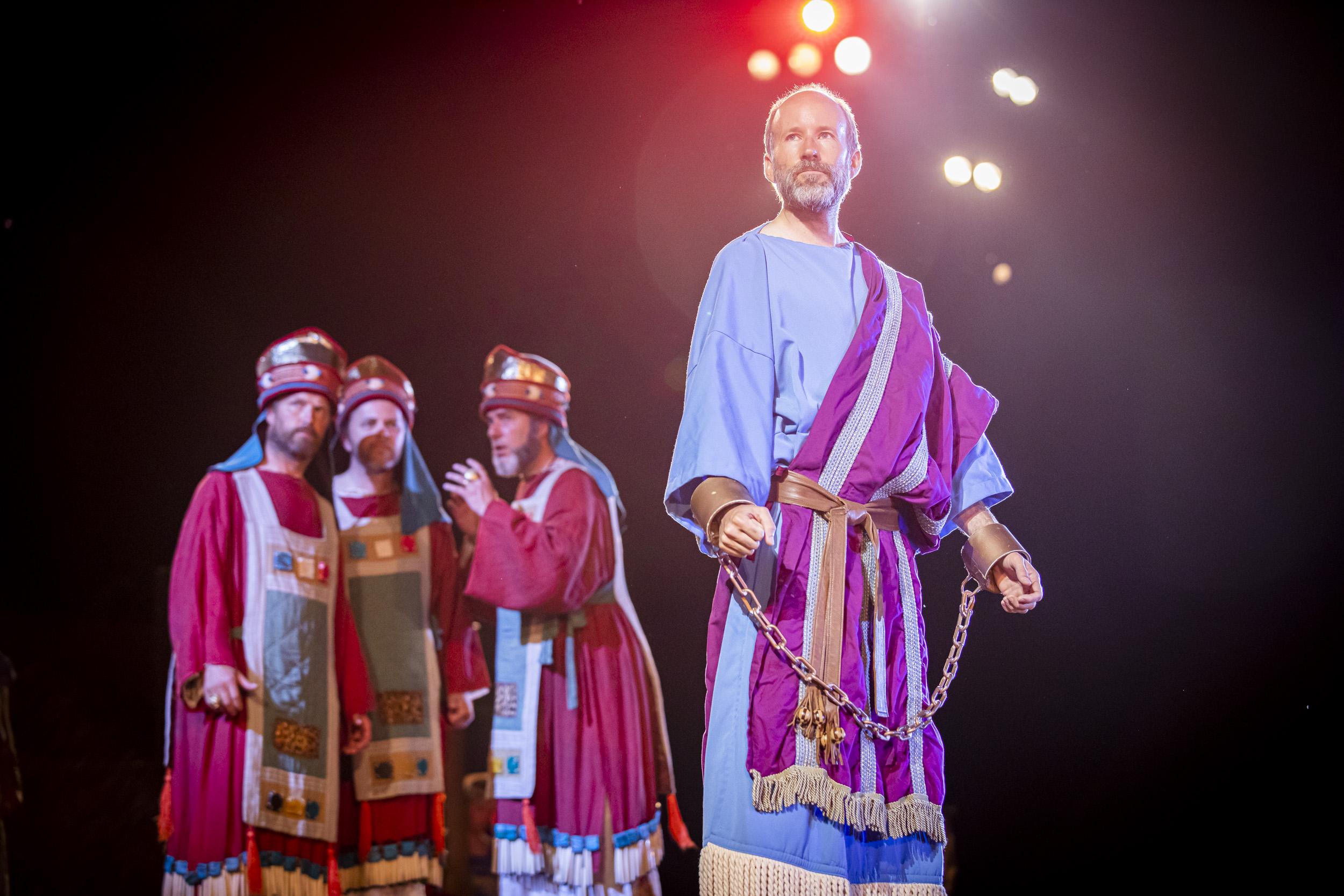 espectáculos de Hill Cumorah y Nauvoo