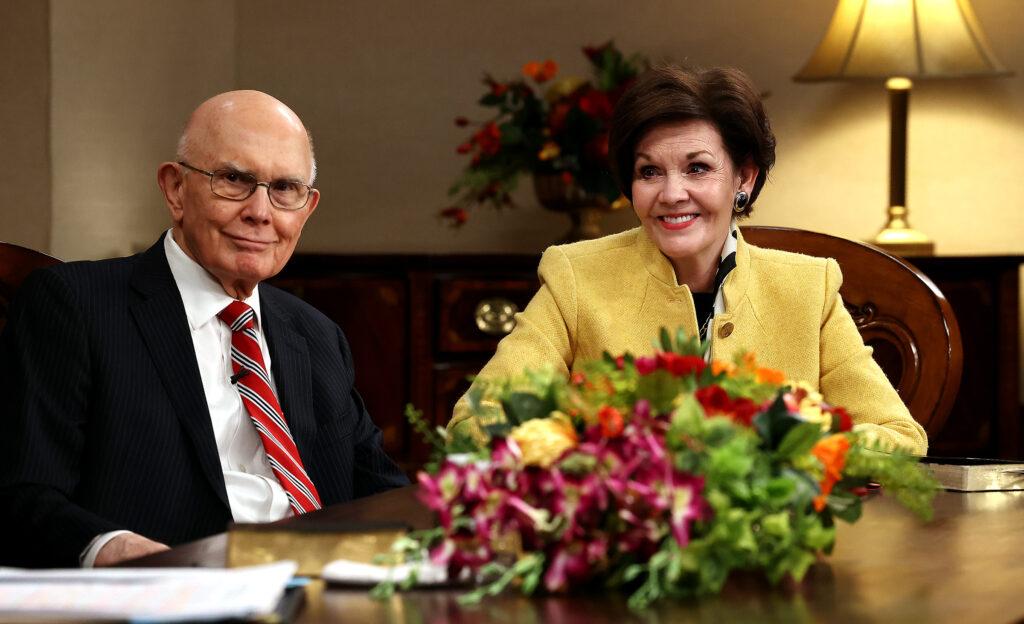 presidente Oaks - matrimonio